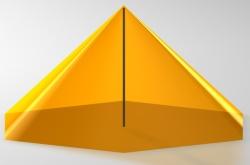 Pyramidenzelt